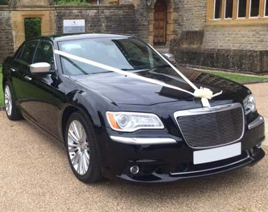 Elite Limousines New Chrysler 300C Executive Car